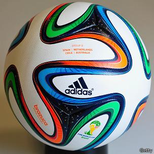 Balón de Brasil 2014
