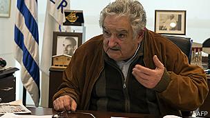 Jose Pepe Mujica | Crédito: AFP