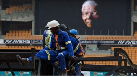 Lễ tưởng niệm Mandela