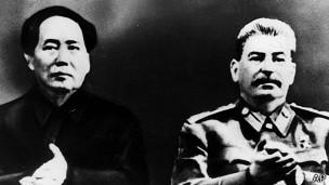 毛泽东和斯大林