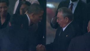 Castro và Obama
