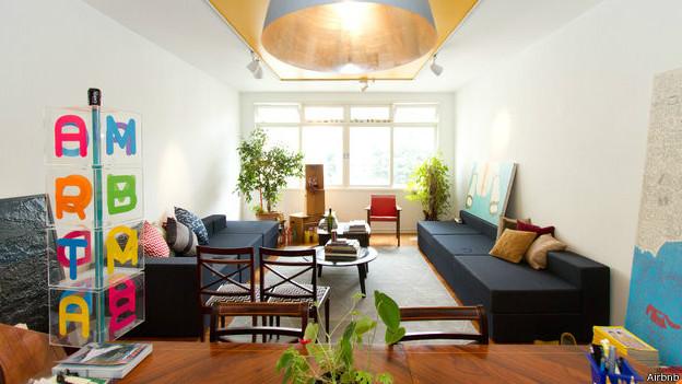 Apartamento de Lucas Kanyó (Airbnb)
