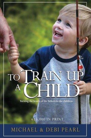Capa de To Train Up a Child.