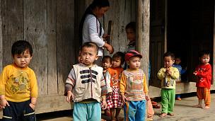 Trẻ em ở Hà Giang