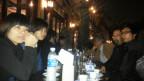 Buổi ra mắt tại Hà Nội