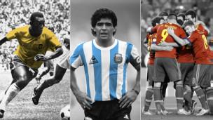 Qual seleção tem o melhor histórico em Copas? - BBC Brasil ...