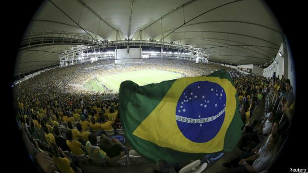 Torcida na Copa das Confederações / Crédito da foto: Reuters