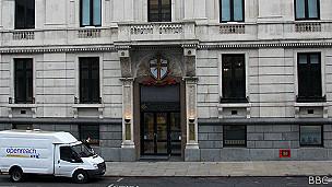 Sede Iglesia de la Cienciología en Londres