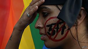 Activista por los derechos gay