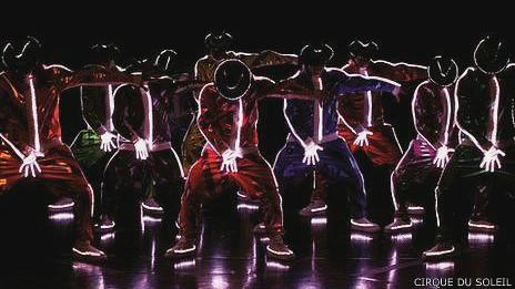Espectáculo sobre Michael Jackson