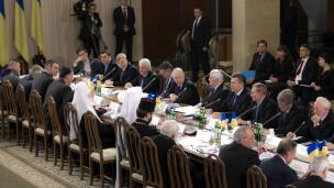 Круглый стол в Киеве