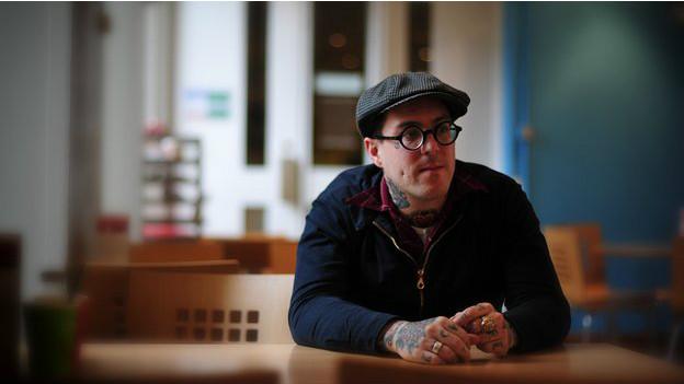 Dr Matt Lodder, experto en Tatuajes