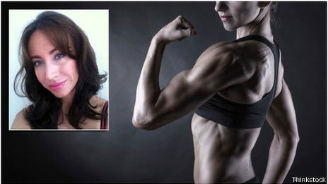 Dr Tanya Bunsell, expert in women bodybuilding