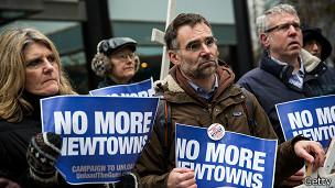 Manifestación por el control de armas