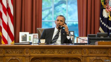 Os cinco desafios de Obama para 2014