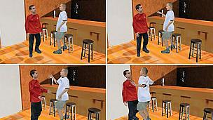 Pub virtual