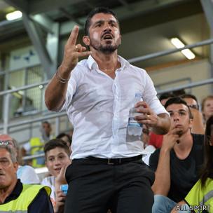 Exfutbolista Gennaro Gattuso, actual DT