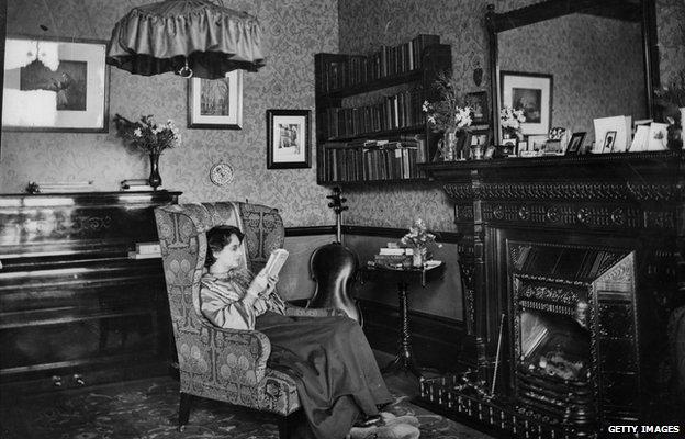 Peligros en hogares victorianos/eduardianos
