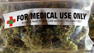 Mariguana para uso medicinal