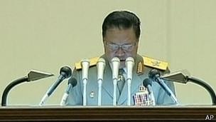Corea del Norte nuevo jefe del ejército