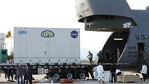 NASA GPM en su viaje a Japón