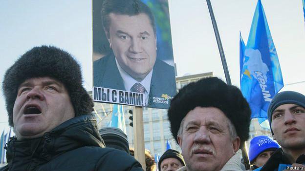 Protesto na Ucrânia (Reuters)