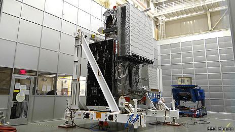 satélite GPM