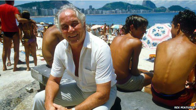 Ronald Biggs en Brasil