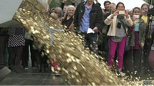 Activistas suizos