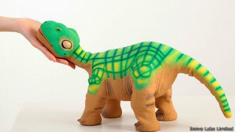 Pleo el dinosaurio de Innvo Labs Limited