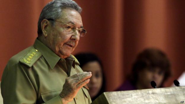 Raúl Castro | Foto: AP