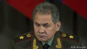 Ministro da Defesa da Rússia