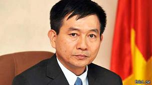 Đại sứ Nguyễn Thế Cường