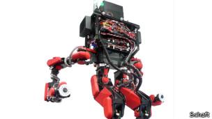 Robot Schaft