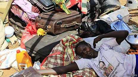 La ONU dice que hay miles de muertos en Sudán del Sur