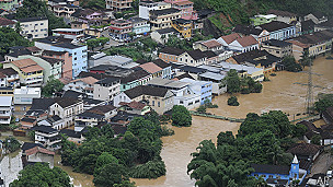 Municipalidad de Santa Leopoldina, en Espirito Santo
