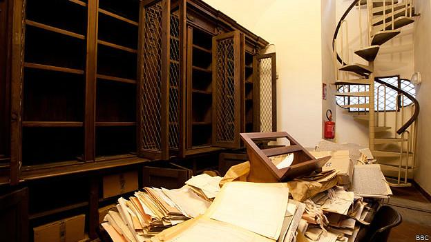 Biblioteca de Girolamini