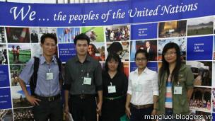 Mạng lưới bloggers Việt Nam
