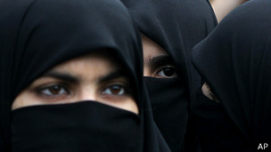 Mujeres musulmanas en Pakistán