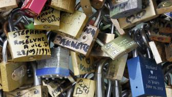 लव लॉक्स, love locks