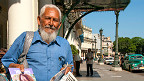 Jubilado cubano. (Foto: Raquel Pérez)