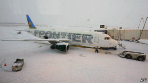 В аэропорту О'Хара в Чикаго отменены более 650 авиарейсов