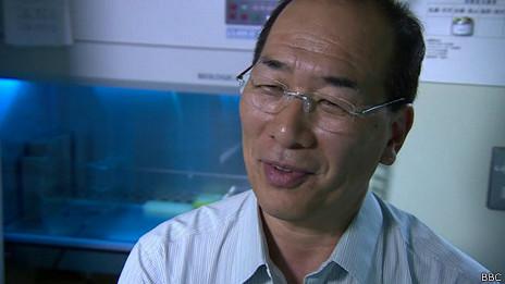 Profesor Nakauchi