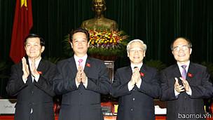 Lãnh đạo của Đảng