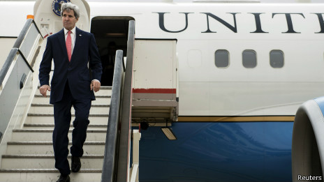 EUA descartam volta ao Iraque após tomada de Fallujah
