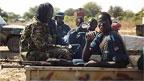 Jeshi la SPLA likilinda uwanja wa ndege wa Bor
