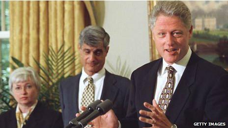 Йеллен и Клинтон