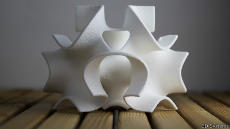 Azúcar producida por impresora 3D
