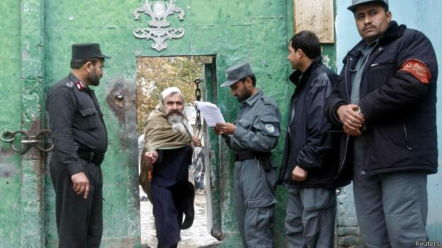 Penjara Afghanistan