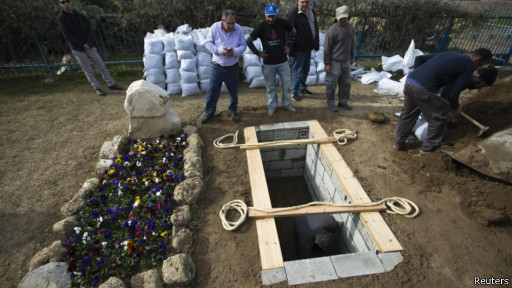 Makam Ariel Sharon